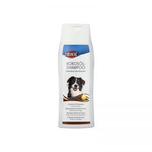 Шампунь с кокосовым маслом для собак TRIXIE